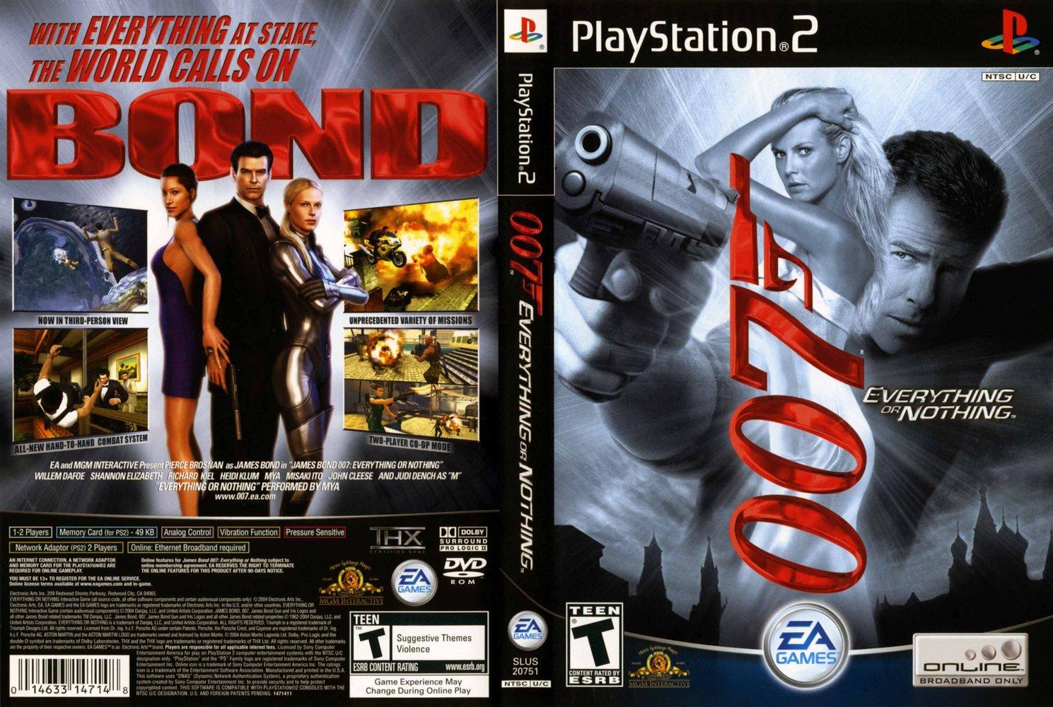 Download james bond 007 agent under fire pc   mansales.