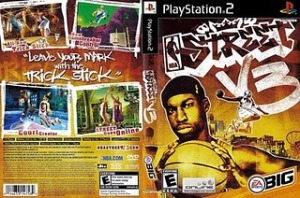 Download - NBA Street V3 | PS2