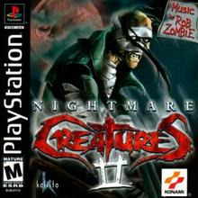 Nightmare Creatures 2 Português PS1