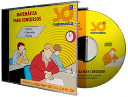 Download Matemática para concursos Só Matemática - 1.0
