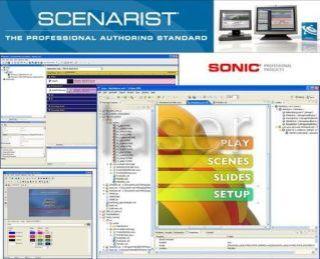 Sonic Scenarist BD Edition 5.1.3
