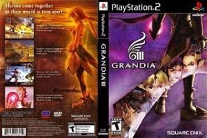 Download - Grandia III | PS2