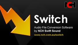 Download NCH Switch Sound File Converter v4 Portable
